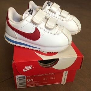 Toddler Nike Classic Cortez Sneakers 6C